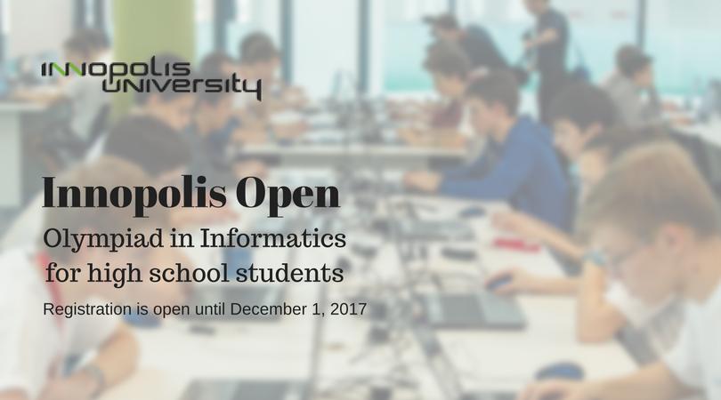 Innopolis Open 2018